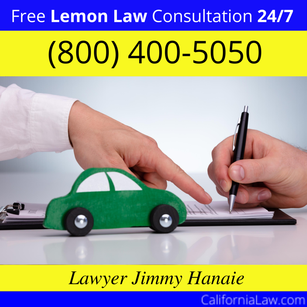 Lemon Law Attorney Los Angeles