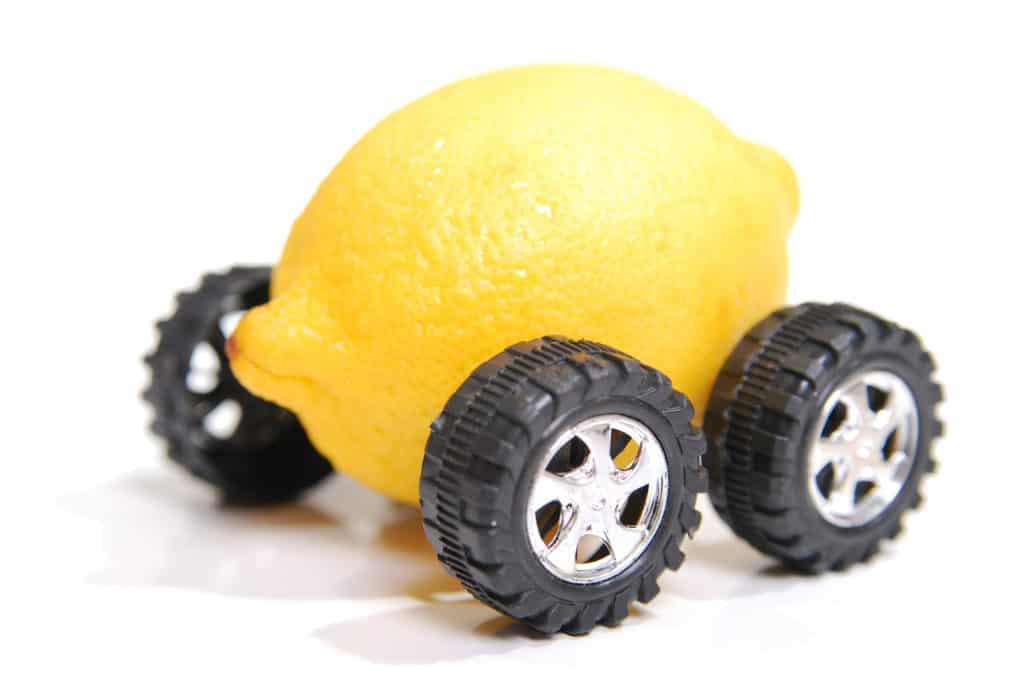 Lemon Law Reject