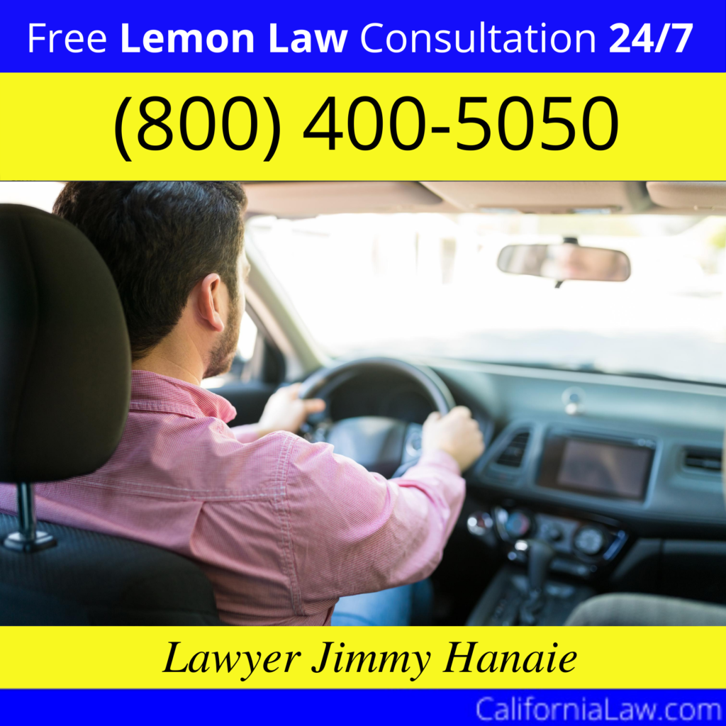 Lemon Law Attorney Alpine County CA