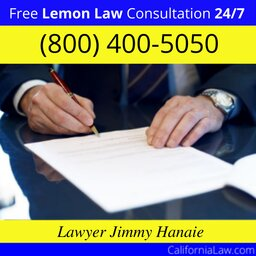 Lemon Law Attorney Arroyo Grande California
