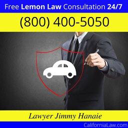 Lemon Law Attorney Eureka CA