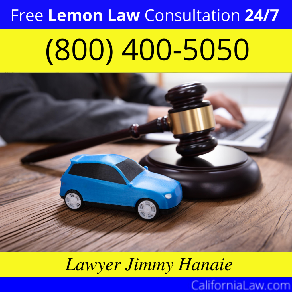Lemon Law Attorney Fullerton CA