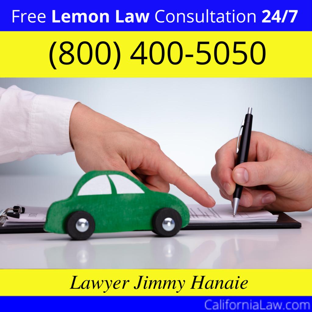 Lemon Law Attorney Fullerton California