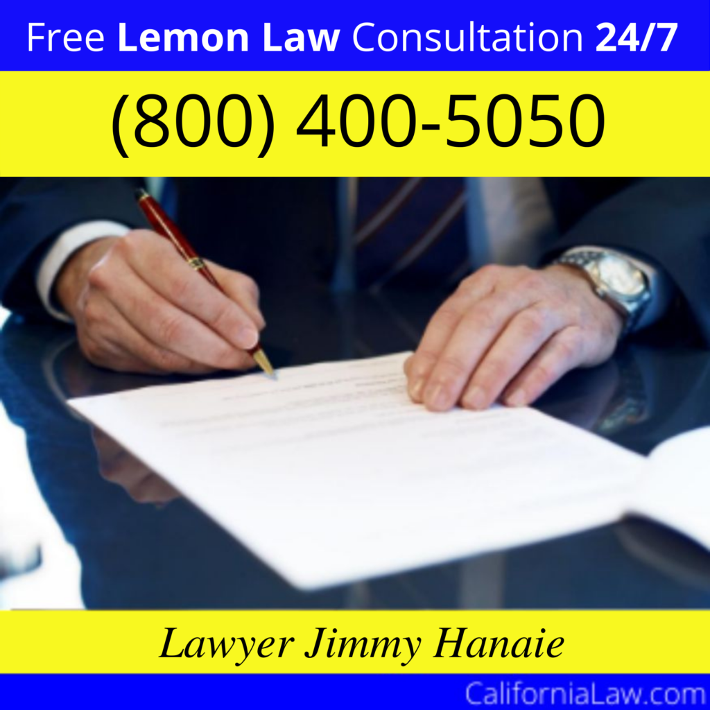 Lemon Law Attorney Hayward California