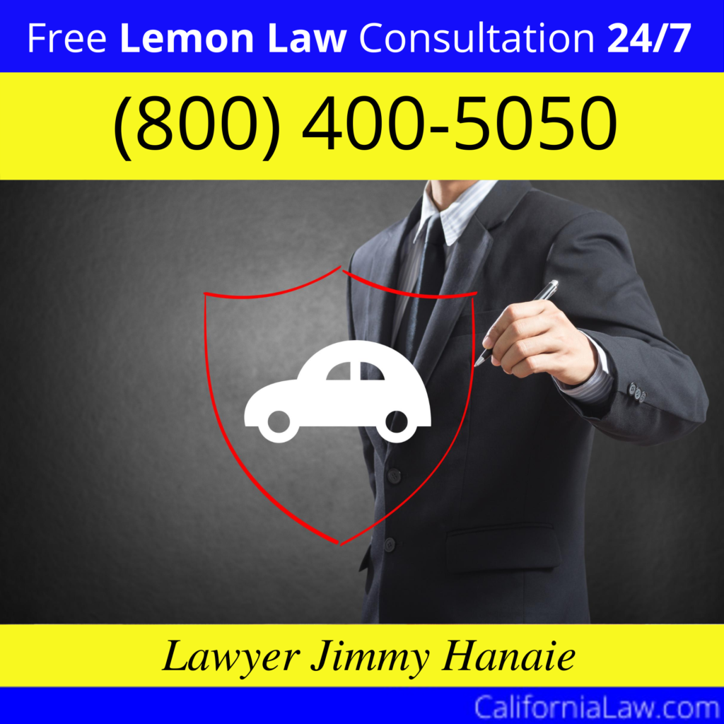 Lemon Law Attorney Livermore California