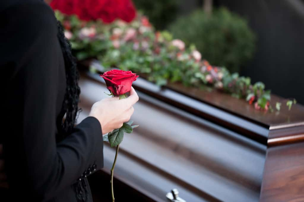 My Husband Died At Work