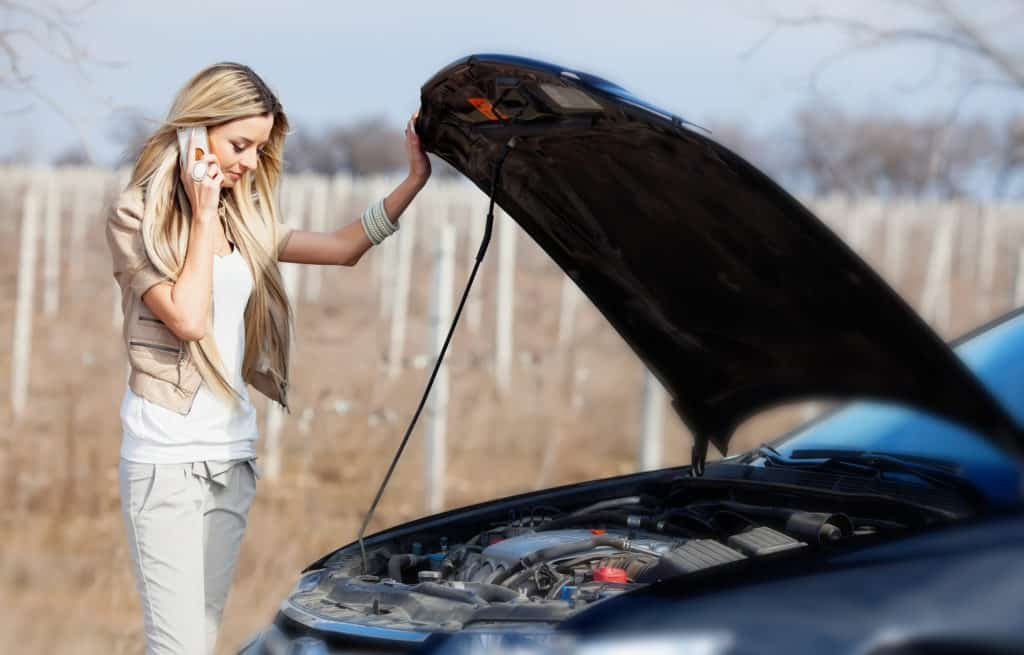 What To Do If Your Leased Car Breaks Down
