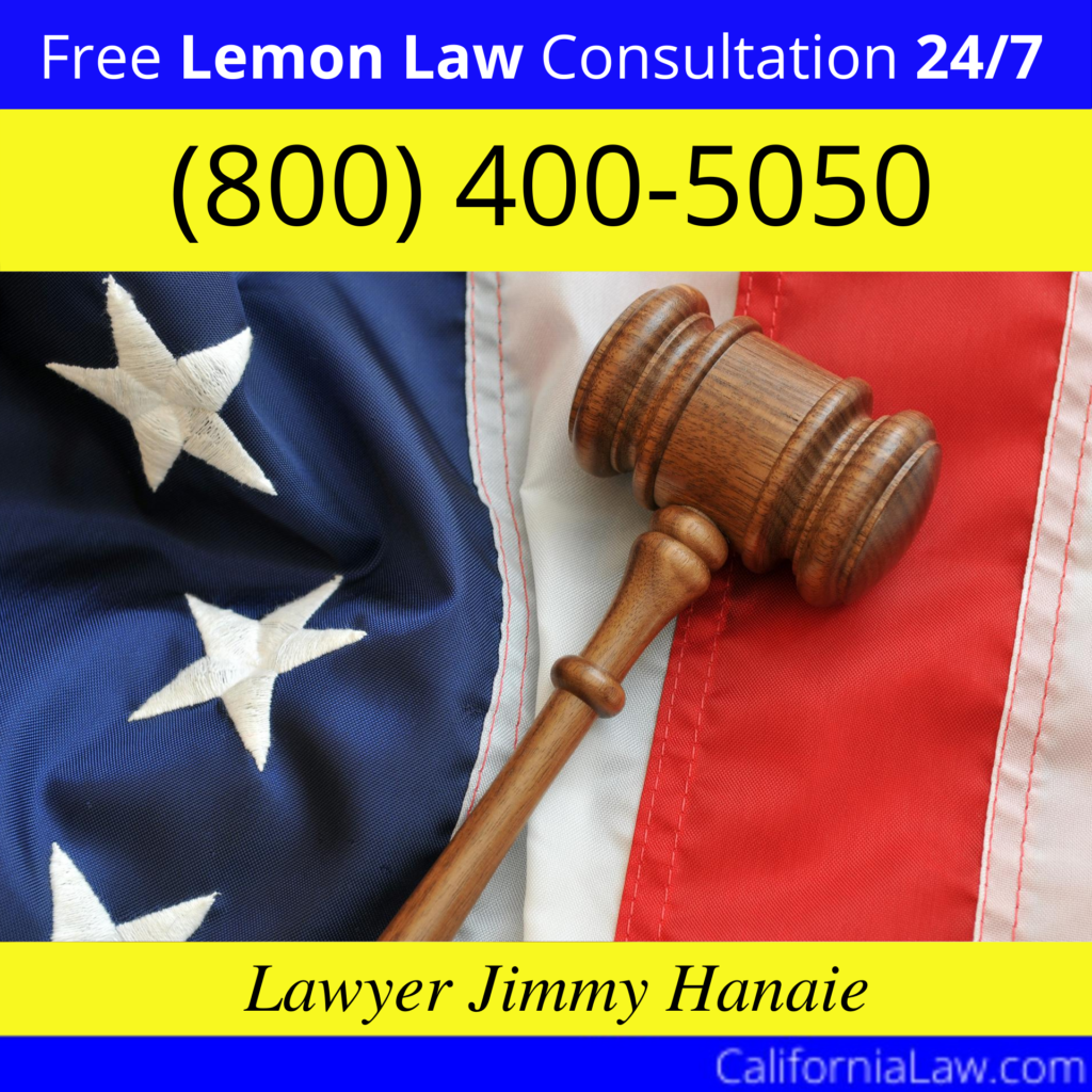 Lemon Law Attorney Fairfax CA
