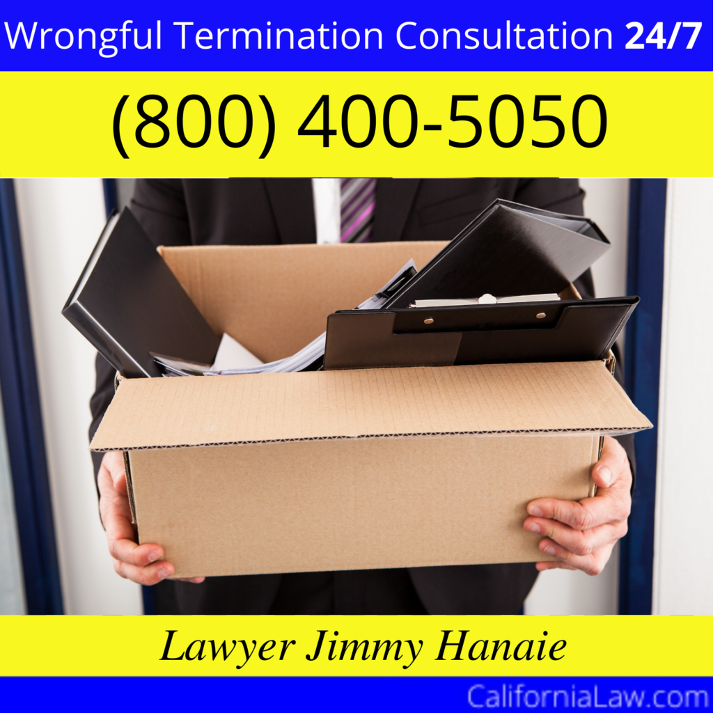 Agoura Hills Wrongful Termination Lawyer
