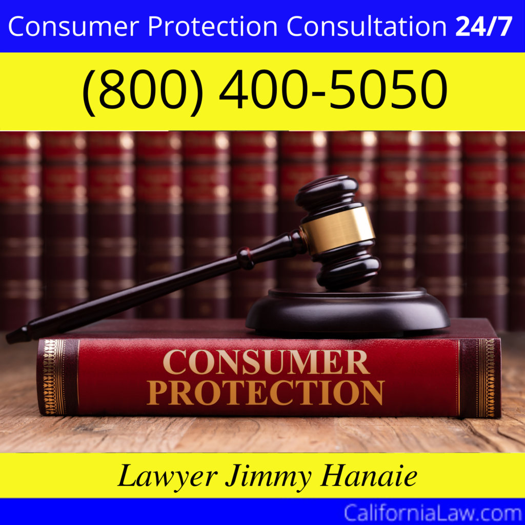 Ahwahnee Consumer Protection Lawyer CA