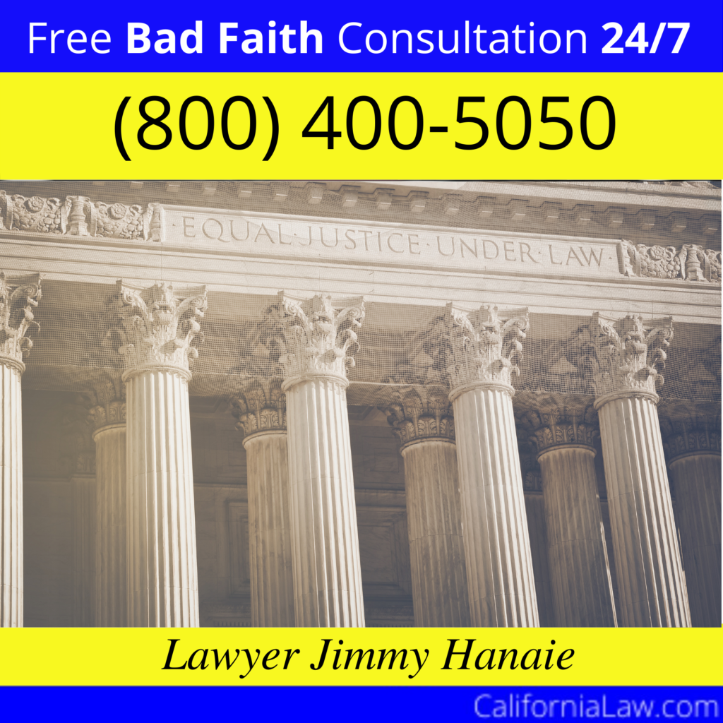 Amador City Bad Faith Lawyer