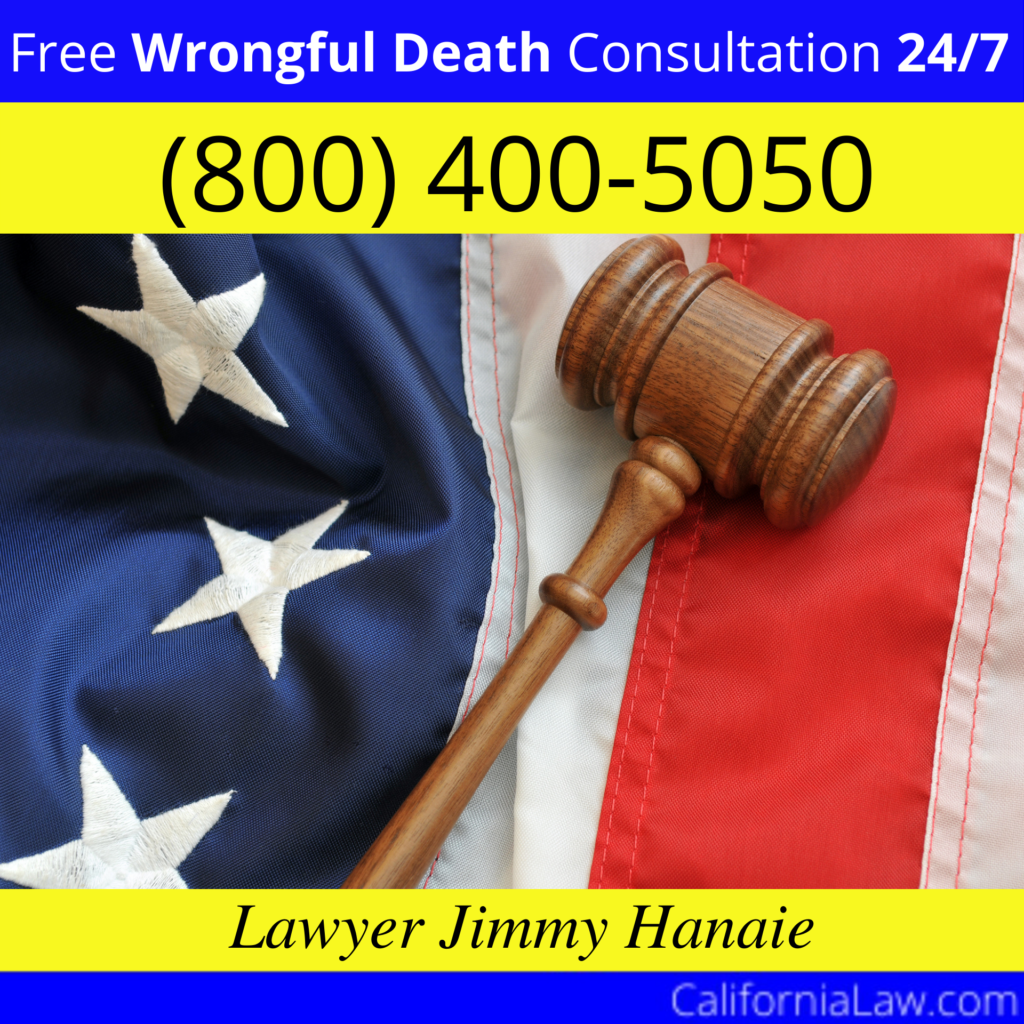Amador City Wrongful Death Lawyer CA