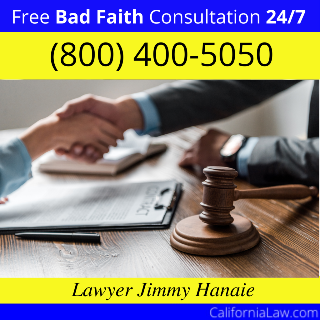 American Canyon Bad Faith Lawyer