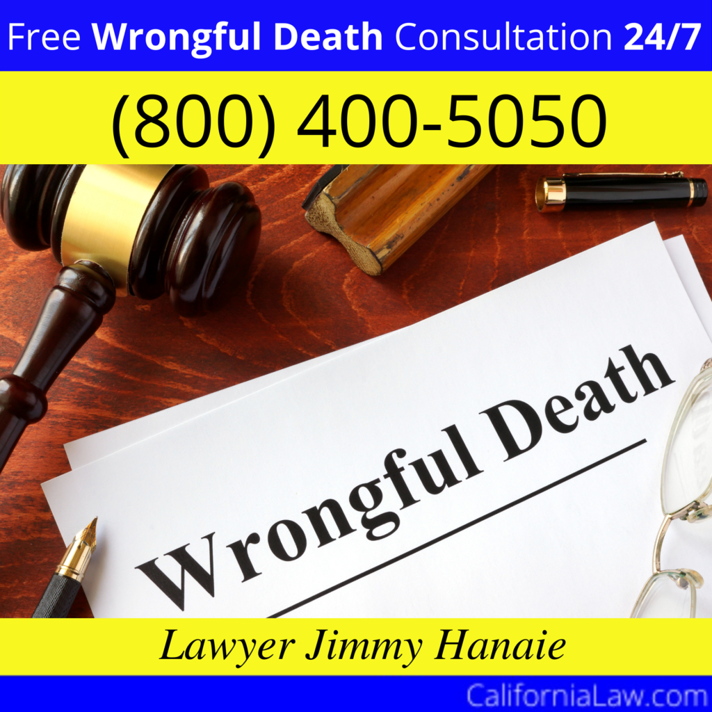 Antelope Wrongful Death Lawyer CA