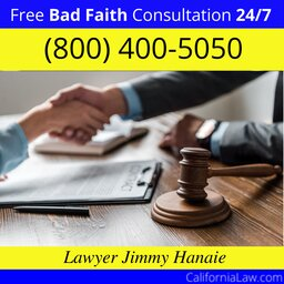 Anza Bad Faith Attorney
