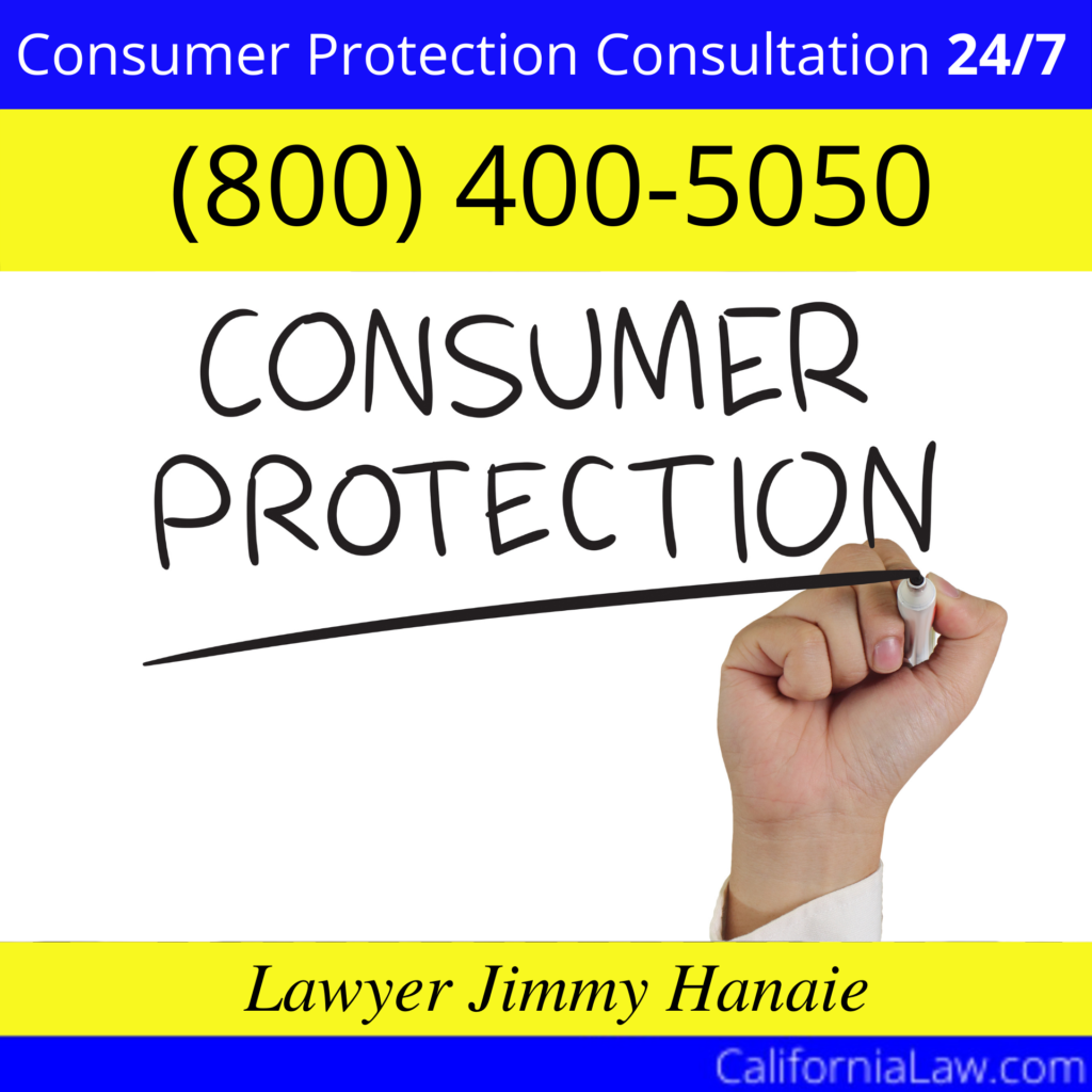 Boulder Creek Consumer Protection Lawyer CA