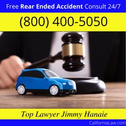 Ahwahnee Rear Ended Lawyer