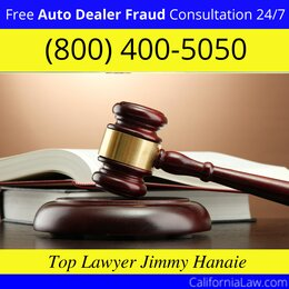 Best Joshua Tree Auto Dealer Fraud Attorney