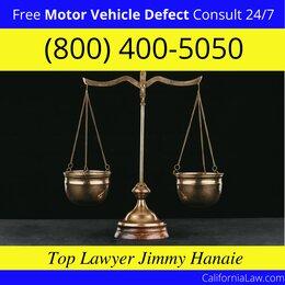 Best Mendocino Motor Vehicle Defects Attorney