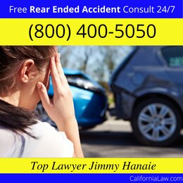 Best Rear Ended Accident Lawyer For Alderpoint