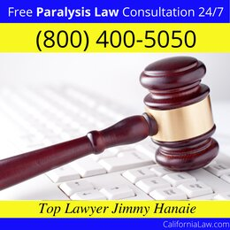 Camp Pendleton Paralysis Lawyer