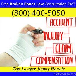 Cantua Creek Broken Bone Lawyer