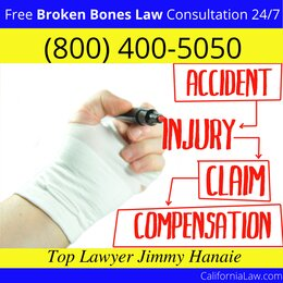 Carmel Valley Broken Bone Lawyer