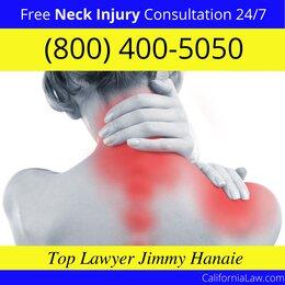 Inyokern Neck Injury Lawyer