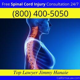 Kingsburg Spinal Cord Injury Lawyer