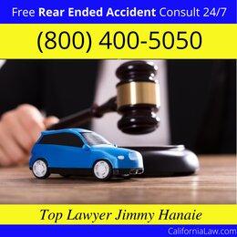 La Verne Rear Ended Lawyer