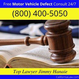 Los Gatos Motor Vehicle Defects Attorney