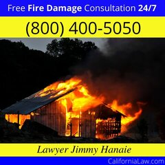 Paicines Fire Damage Lawyer CA