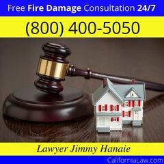 Palomar Mountain Fire Damage Lawyer CA