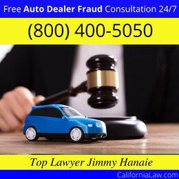 San Carlos Auto Dealer Fraud Attorney