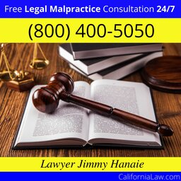 San Jacinto Legal Malpractice Attorney