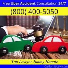 San Leandro Uber Accident Lawyer CA