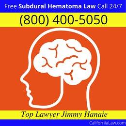 Ahwahnee Subdural Hematoma Lawyer CA
