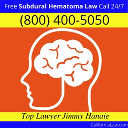 Alamo Subdural Hematoma Lawyer CA