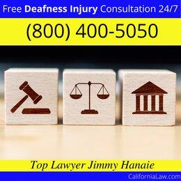 Belmont Deafness Injury Lawyer CA
