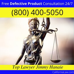 Benicia Defective Product Lawyer
