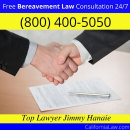 Bereavement Lawyer For Universal City CA