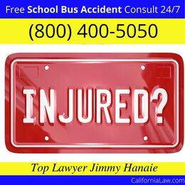 Best Boulder Creek School Bus Accident Lawyer