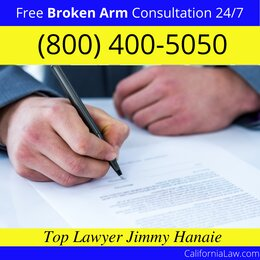 Best Burlingame Broken Arm Lawyer