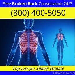 Best Cloverdale Broken Back Lawyer