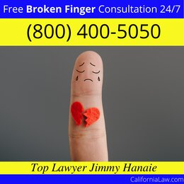 Best Comptche Broken Finger Lawyer