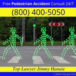 Best Cressey Pedestrian Accident Lawyer