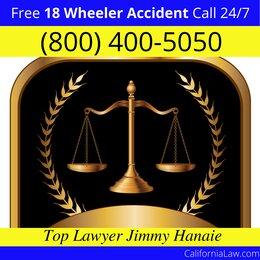 Best Dana Point 18 Wheeler Accident Lawyer