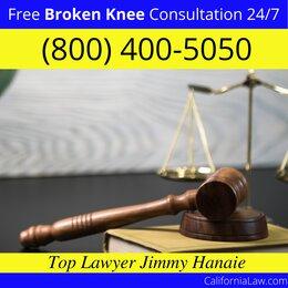 Best Davis Creek Broken Knee Lawyer