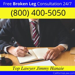 Best Denair Broken Leg Lawyer