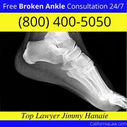 Best East Irvine Broken Ankle Lawyer